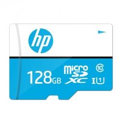 Memoria Flash HP mi210, 128GB MicroSDXC UHS-I Clase 10, con Adaptador