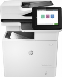 Multifuncional HP LaserJet Enterprise M631dn, Blanco y Negro, Láser, Print/Scan/Copy