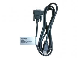 HP Cable RJ-45 Macho - DB9 Macho, 1.5 Metros, Negro