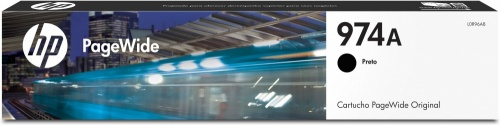 Cartucho HP 974A Negro, 3000 Páginas