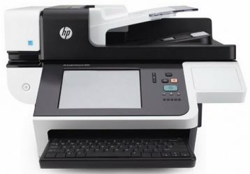 Scanner HP Scanjet Enterprise 8500 fn1, 600 x 600 DPI ...