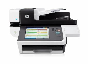 HP Digital Sender Flow 8500 fn1, Estación de Trabajo de Captura de Documentos, 600 x 600 DPI, USB