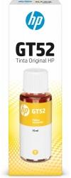 Tanque de Tinta HP GT52 Amarillo, 70ml
