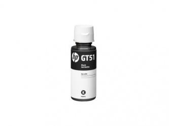 Tanque de Tinta HP GT51 Negro, 70ml