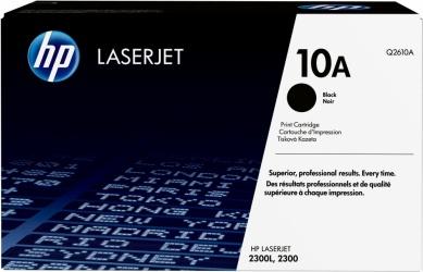 Tóner HP 10A Negro, 6000 Páginas