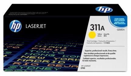 Tóner HP 311A Amarillo, 6000 Páginas