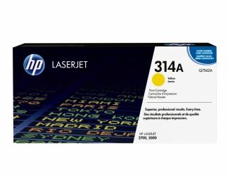 Tóner HP 314A Amarillo, 3500 Páginas