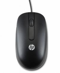 Mouse HP Óptico QY777AA, USB, 800DPI, Negro