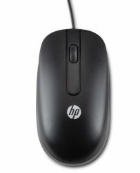 Mouse HP Láser QY778AA, Alámbrico, USB, 1000DPI, Negro