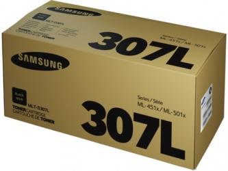 Tóner HP MLT-D307L Negro, 15.000 Páginas, compatible con Samsung