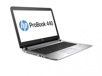 Laptop HP ProBook 440 G3 14'', Intel Core i5-6200U 2.30GHz, 8GB, 1TB, Windows 10 Pro 64-bit, Gris/Plata
