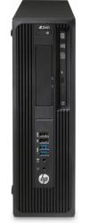 HP Z240, Intel Core i5-6500 3.20GHz, 4GB, 1TB, NVIDIA Quadro K420, Windows 10 Pro 64-bit, Negro