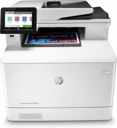 Multifuncional HP LaserJet Pro M479fdw, Color, Láser, Print/Scan/Copy/Fax
