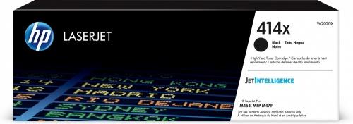 Tóner HP 414X Alto Rendimiento Negro, 7500 Páginas