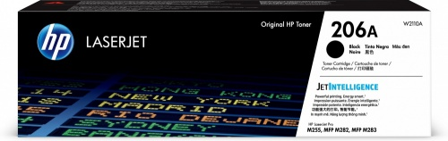 Tóner HP 206A Negro, 1350 Páginas