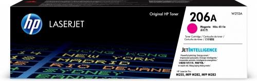 Tóner HP 206A Magenta, 1250 Páginas