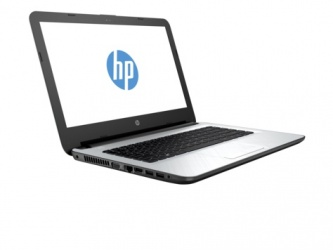 Laptop HP 14-am071la 14'', Intel Celeron N3060 1.60GHz, 4GB, 500GB, Windows 10 Home 64-bit, Blanco