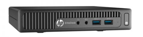 Computadora HP EliteDesk 705 G3, AMD A10-9700E 3GHz, 8GB, 128GB SSD, Windows 10 Pro 64-bit