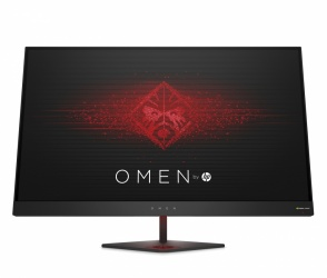 Monitor Gamer HP OMEN LED 27'', QuadHD, Widescreen, G-Sync, 165Hz, HDMI, Negro
