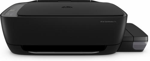 Multifuncional HP Ink Tank Wireless 410, Color, Inyección, Tanque de Tinta, Inalámbrico, Print/Scan/Copy
