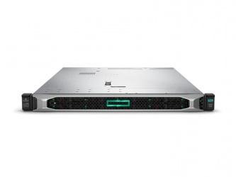 "Servidor HPE ProLiant DL360 Gen10, Intel Xeon Silver 4214 2.20GHz, 16GB DDR4, máx. 22TB, 2.5"", SATA, Rack (1U) - no Sistema Operativo Instalado"