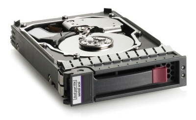 Disco Duro para Servidor HPE 1TB 6G SAS Hot Plug 7200RPM SFF 2.5'', Midline Puerto Doble, 1 Año de Garantía