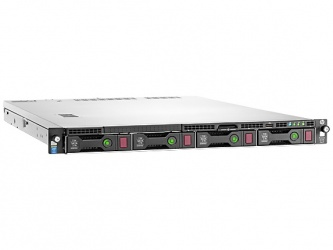 Servidor HPE ProLiant DL120 G9, Intel Xeon E5-2603V3 1.60GHz, 4GB DDR4, Rack (1U) - no Sistema Operativo Instalado