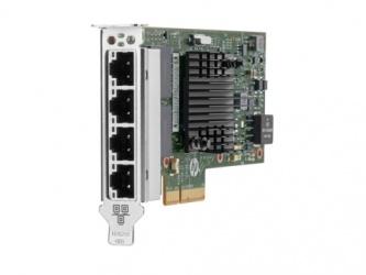 HPE Tarjeta de Red 811546-B21 de 4 Puertos, 1000Mbit/s, PCI Express