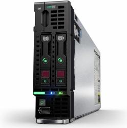 "Servidor HPE ProLiant BL460c Gen10, Intel Xeon Gold 5120 1.86GHz, 64GB DDR4, max. 4TB, 2.5"", SATA/SAS - no Sistema Operativo Instalado"