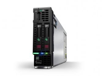 "Servidor HPE ProLiant BL460c Gen10, Intel Xeon Gold 6140 2.30GHz, 128GB DDR4 (4x 32GB), max. 30.6TB, 2.5"", SATA - no Sistema Operativo Instalado"