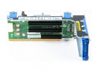 HPE Tarjeta y Adaptador de Interfaz PCI Express 870548-B21, Interno, para Servidor