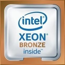 Procesador HPE Intel Xeon Bronze 3106, S-3647, 1.70GHz, 8-Core, 11MB L3 Cache