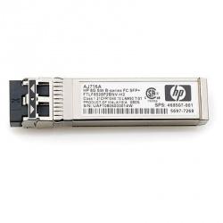 HPE Transceptor SFP+ Fibre Channel de Onda Corta Serie B, 8GB, 1 Paquete