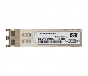 HPE Transceptor X130 10G SFP+ LC SR, 10000 Mbit/s
