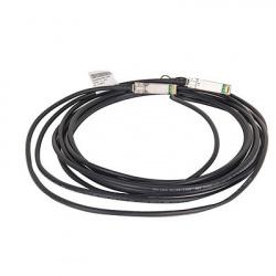 HPE Cable X240 SFP+ Macho - SFP+ Macho, 5 Metros, Negro