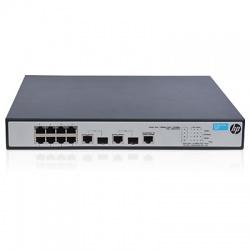 Switch HPE Fast Ethernet 1910-8 -PoE+, 5.6 Gbit/s, 32 Entradas - Gestionado