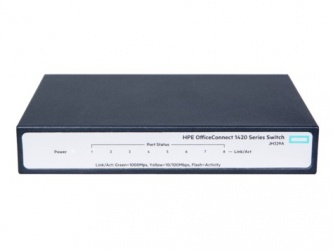 Switch HPE Gigabit Ethernet OfficeConnect 1420, 8 Puertos 10/100/1000, 16 Gbit/s, 4096 Entradas - No administrable