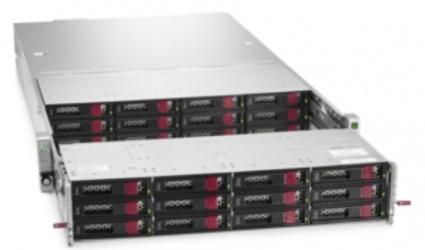 HPE StoreEasy 1450 NAS, 8TB (4x 2TB), SATA III, 1U