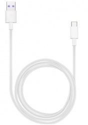 Huawei Cable USB Macho - USB-C Macho, 1 Metro, Blanco