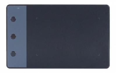 Tableta Gráfica Huion H420, 106 × 64.6mm, Alámbrico, USB, Negro
