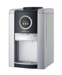 Hypermark Dispensador de Agua Richwater Light, 20 Litros, Negro/Gris