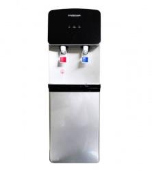 Hypermark Dispensador de Agua Bluewater, Frio/Caliente, Negro/Plata