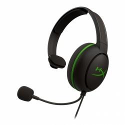 HyperX Audífonos Gamer CloudX Chat para Xbox, Alámbrico, 1.3 Metros, 3.5mm, Negro/Verde