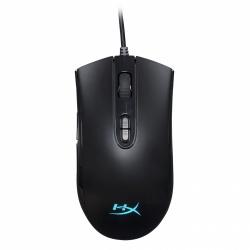 Mouse Gamer Hyperx Óptico Pulsefire Core RGB, Alámbrico, USB, 6200DPI, Negro
