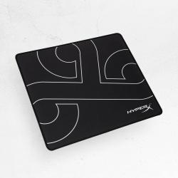 Mousepad Gamer HyperX Fury S Pro Cloud 9 Edition, 45 x 40cm, Grosor 4mm, Negro/Blanco