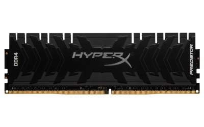 Memoria RAM Kingston HyperX Predator DDR4, 2400MHz, 16GB, Non-ECC, CL12, XMP