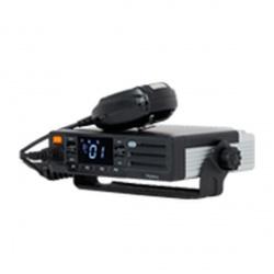 Hytera Radio Análogo Portátil de 2 Vías MD616U, 48 Canales, Negro/Gris