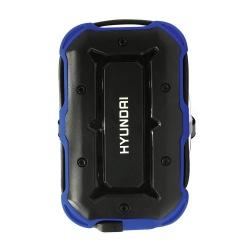 Disco Duro Externo Hyundai HTHD1000ERB 2.5'', 1TB, USB 3.1, Azul/Negro ― A Prueba de Agua, Golpes y Polvo