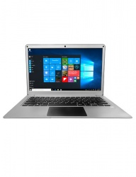Laptop Hyundai Thinnote 14'' Full HD, Intel Pentium N4200 1.10GHz, 4GB, 32GB SSD, Windows 10 Home 64-bit, Plata