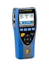 Ideal Probador de Cables 33-942P, RJ-45, Azul